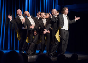 The Singing Pinguins – A cappella at its best!