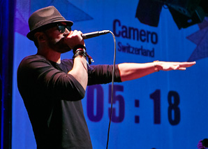 Camero - Human Beatbox Entertainer