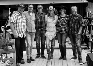 Ally Mustang Band – Country-Rock mit Herz