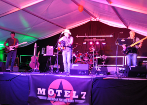 Motel 7, die Country-Rock-Band