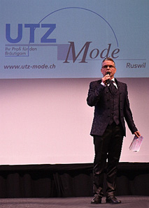 Willy Beutler, der Lifestyle-Moderator